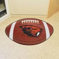 Oregon State Beavers Football Floor Mat