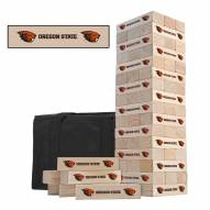 Oregon State Beavers Gameday Tumble Tower