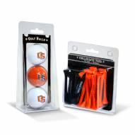 Oregon State Beavers Golf Ball & Tee Pack