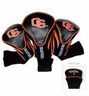 Oregon State Beavers Golf Headcovers - 3 Pack