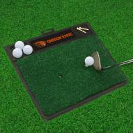 Oregon State Beavers Golf Hitting Mat