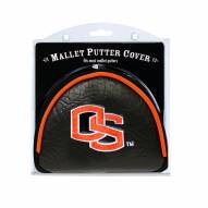 Oregon State Beavers Golf Mallet Putter Cover