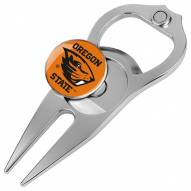 Oregon State Beavers Hat Trick Golf Divot Tool