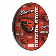 Oregon State Beavers Digitally Printed Wood Sign