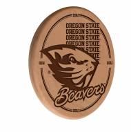 Oregon State Beavers Laser Engraved Wood Sign