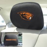 Oregon State Beavers Headrest Covers