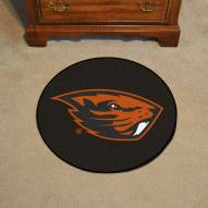 Oregon State Beavers Hockey Puck Mat