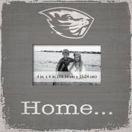 Oregon State Beavers Home Picture Frame