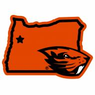 """Oregon State Beavers Home State 11"""""""" Magnet"""