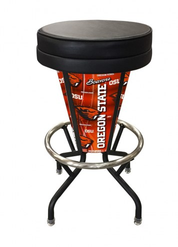 Oregon State Beavers Indoor/Outdoor Lighted Bar Stool