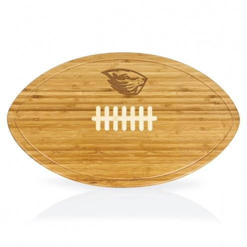 Oregon State Beavers Kickoff Cutting Board