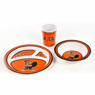 Oregon State Beavers Kid's Dish Set