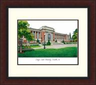 Oregon State Beavers Legacy Alumnus Framed Lithograph