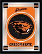 Oregon State Beavers Logo Mirror