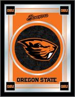Oregon State Beavers Logo Mirror