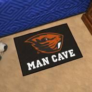 Oregon State Beavers Man Cave Starter Mat