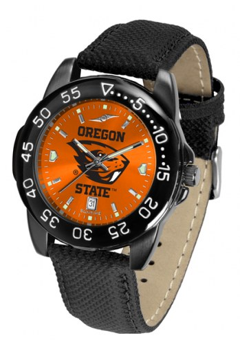 Oregon State Beavers Men's Fantom Bandit AnoChrome Watch