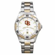 Oregon State Beavers Men's All-Pro Two-Tone Watch