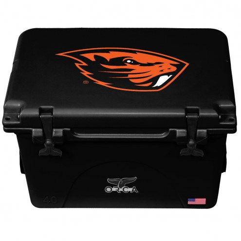 Oregon State Beavers ORCA 40 Quart Cooler