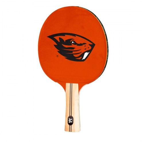 Oregon State Beavers Ping Pong Paddle