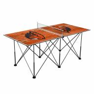 Oregon State Beavers Pop Up 6' Ping Pong Table