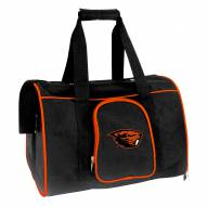 Oregon State Beavers Premium Pet Carrier Bag