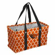 Oregon State Beavers Quatrefoil Picnic Caddy