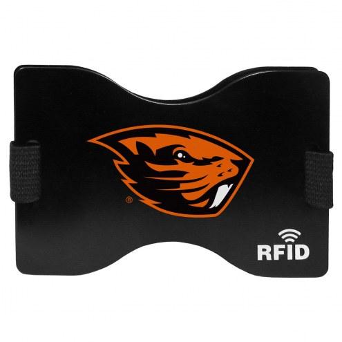 Oregon State Beavers RFID Wallet