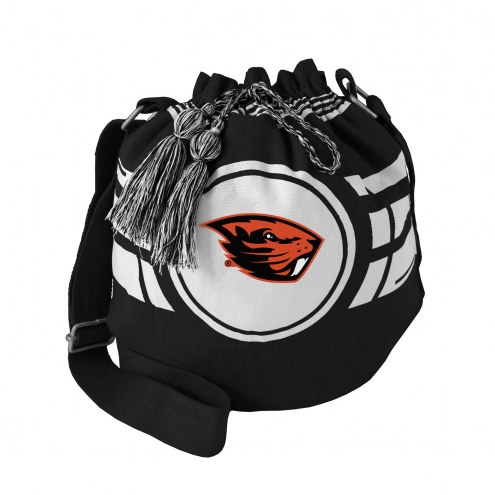 Oregon State Beavers Ripple Drawstring Bucket Bag