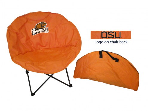 Oregon State Beavers Rivalry Round Chair