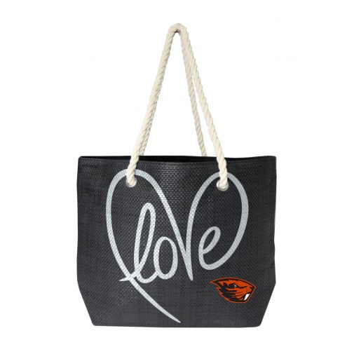 Oregon State Beavers Rope Tote