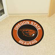 Oregon State Beavers Rounded Mat