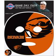 Oregon State Beavers Set of 4 Game Day Faces