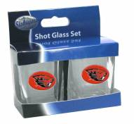 Oregon State Beavers Shot Glass Set