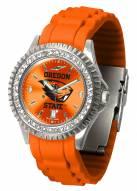 Oregon State Beavers Sparkle Women's Watch