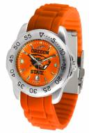 Oregon State Beavers Sport Silicone Men's Watch