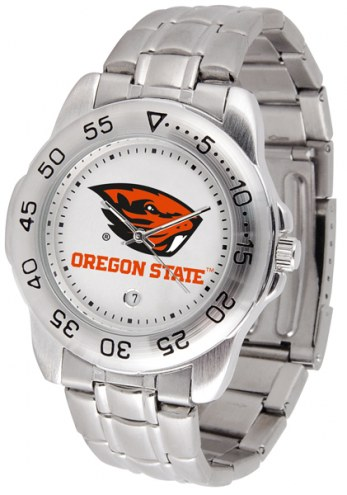 Oregon State Beavers Sport Steel Men's Watch