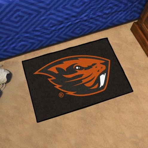 Oregon State Beavers Starter Rug