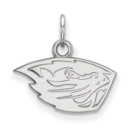 Oregon State Beavers Sterling Silver Extra Small Pendant