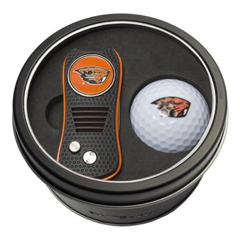 Oregon State Beavers Switchfix Golf Divot Tool & Ball