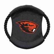 Oregon State Beavers Team Frisbee Dog Toy