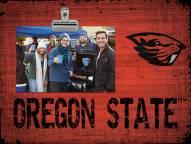 Oregon State Beavers Team Name Clip Frame
