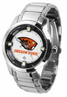 Oregon State Beavers Titan Steel Men's Watch