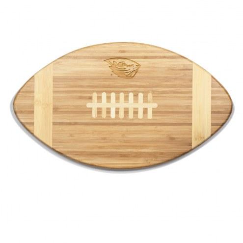 Oregon State Beavers Touchdown Cutting Board
