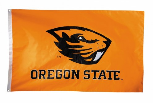 Oregon State Beavers Two Sided 3' x 5' Flag