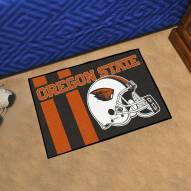 Oregon State Beavers Uniform Inspired Starter Rug