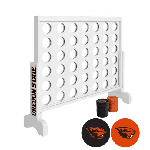 Oregon State Beavers Victory Connect 4