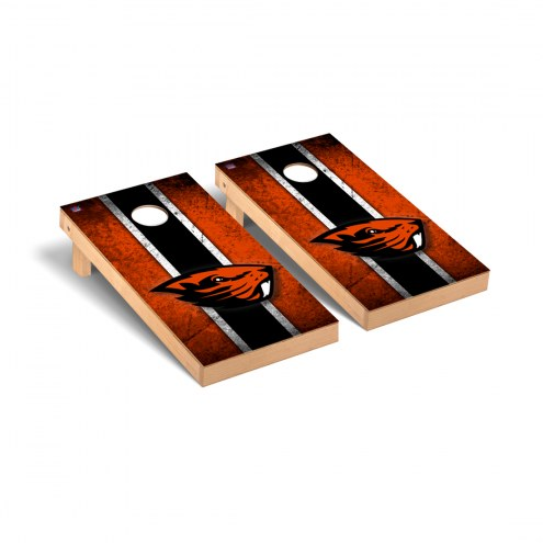 Oregon State Beavers Vintage Cornhole Game Set