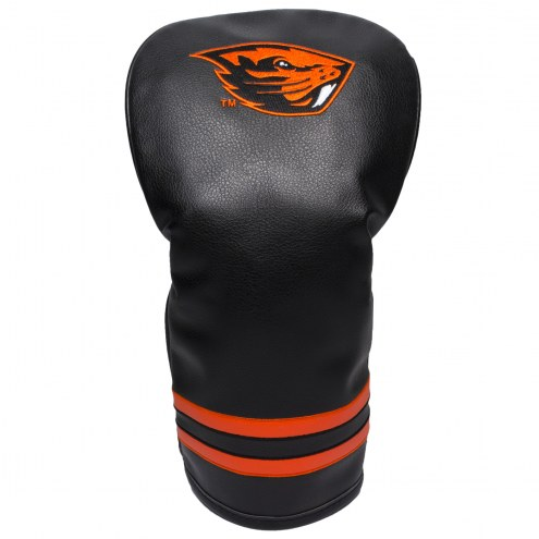 Oregon State Beavers Vintage Golf Driver Headcover