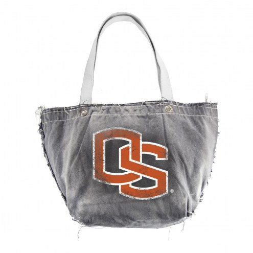 Oregon State Beavers Vintage Tote Bag